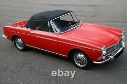 4x Radkappe Felgendeckel Fiat 1100 1200 1500 1600 Cabrio Berlina Nabendeckel
