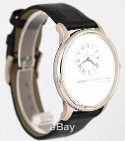 Jaquet Droz Numerus Clausus Classic White Ivory Enamel 43mm 18K White Gold Watch