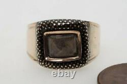 Anticique English 15k English Enamel English Ring C1809 M Park