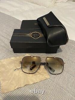 Authentique Dita Mach Five Drx-2087-c Rose Gold & Black Enamel 1 Sur 500