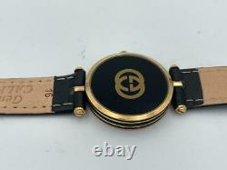 Vintage Des Années 1980 Gp/enamel Gucci 2000m Drogue
